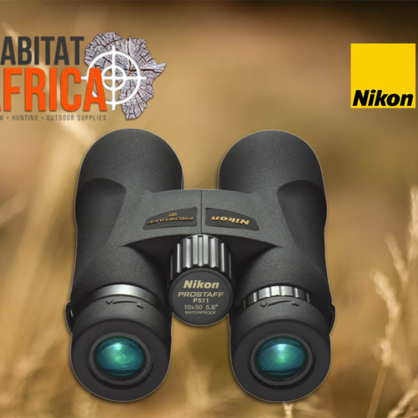 Nikon PROSTAFF 5 10x50 Binoculars - Eye Pieces