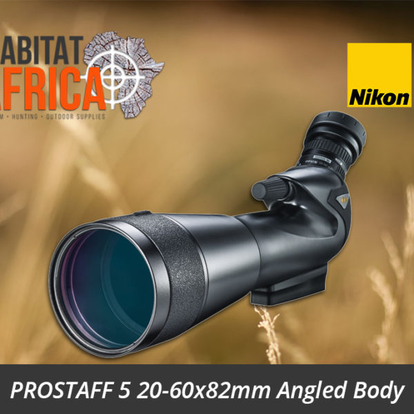 Nikon PROSTAFF 5 20-60x82mm Angled Body Fieldscope