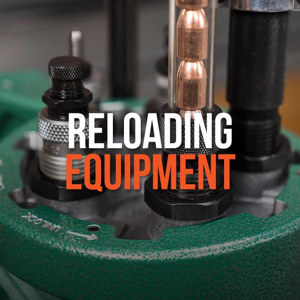 Reloading Equipment and Reloading Supplies