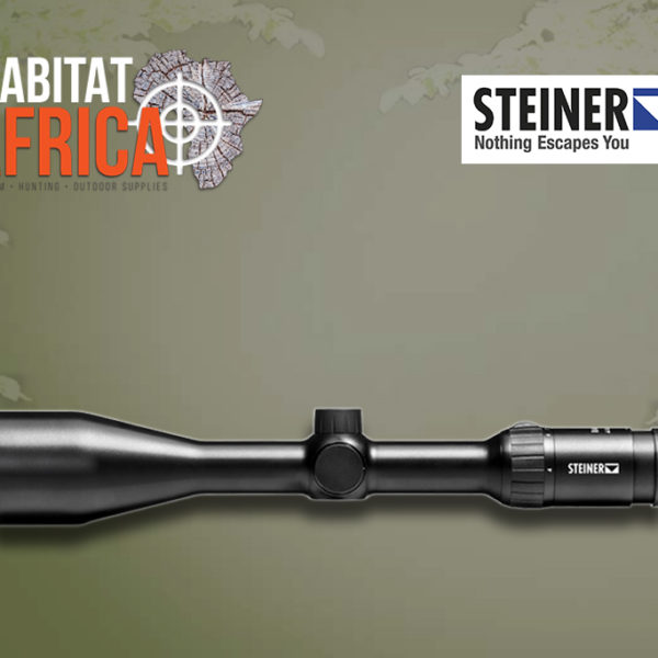 Steiner Ranger 4-16x56 Riflescope - Side View