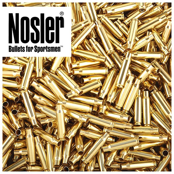 Nosler Reloading Brass and cases