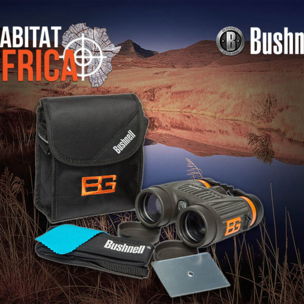 Bushnell Bear Grylls 10x42 Binoculars Accessories