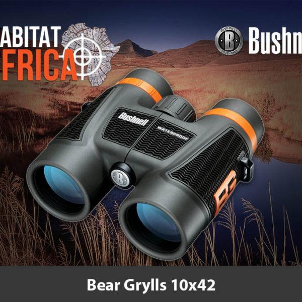 Bushnell Bear Grylls 10x42 Binoculars Waterproof/Fogproof