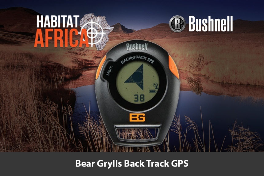 Bushnell Bear Grylls Back Track GPS Tracking Device