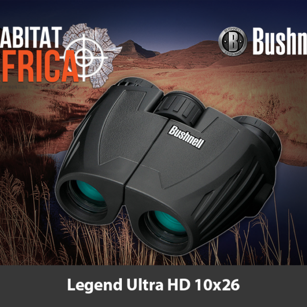 Bushnell Legend Ultra HD 10x26 Binoculars