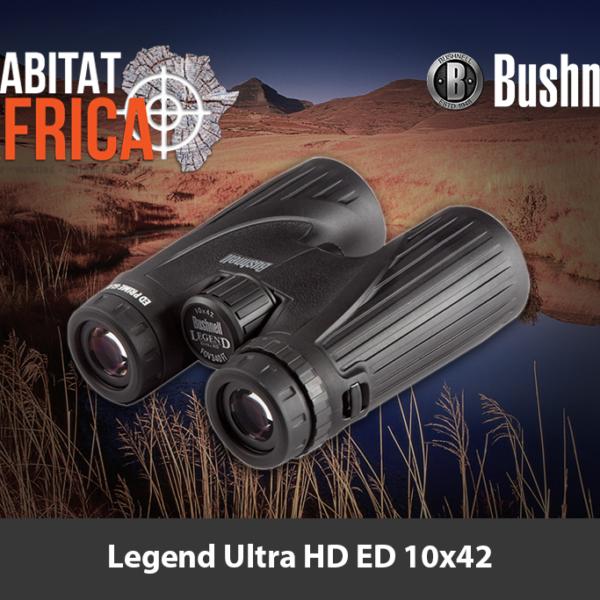 Bushnell Legend Ultra HD ED 10x42 Binoculars