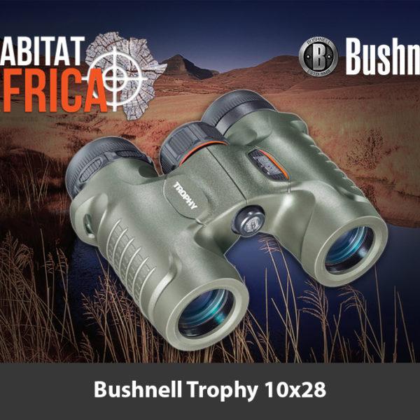 Bushnell Trophy 10x28 Binoculars
