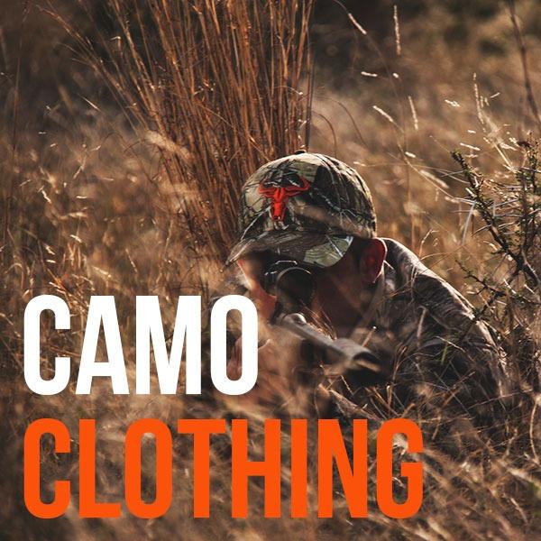 Camo Clothing