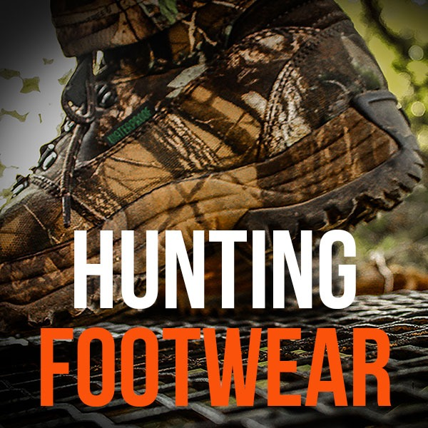 Camo Hunting Footwear, Camo  Waterproof Hunting Boots, Hiking Boots and Hiking Shoes