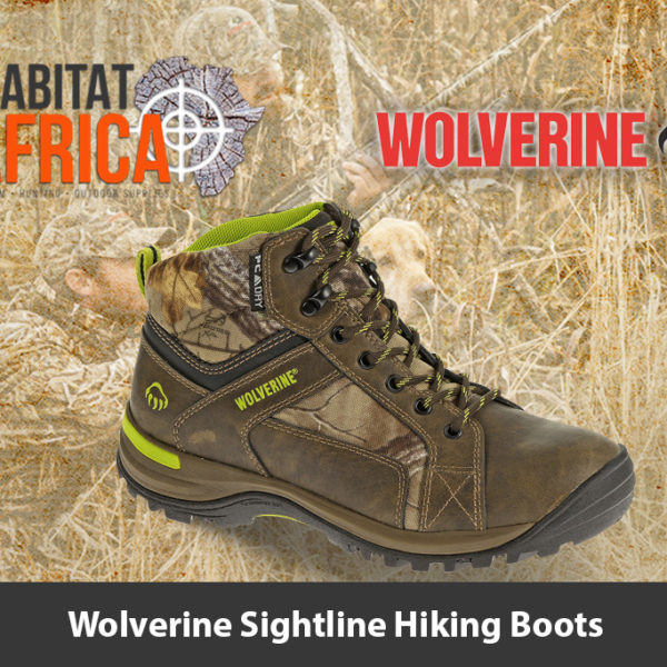 Wolverine Sightline Ladies Hiking Boots