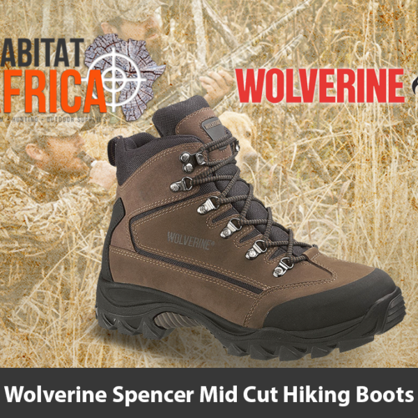 Wolverine Spencer Mid Cut Hiking Boots