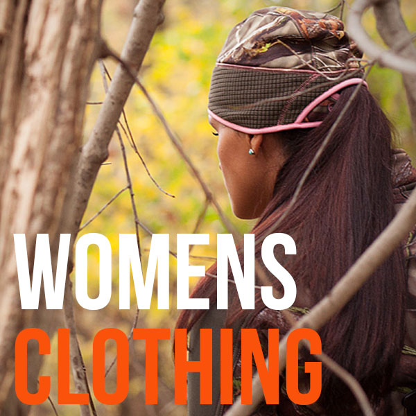 Ladies Camo Hunting Clothing and Ladies Hunting Apparel