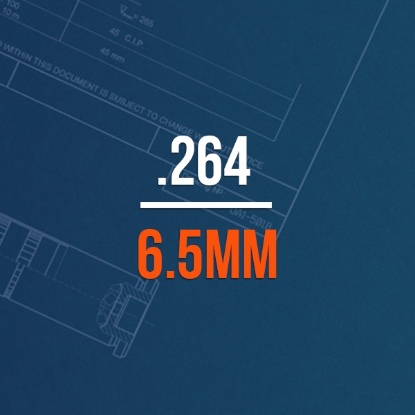 .264 6.5mm