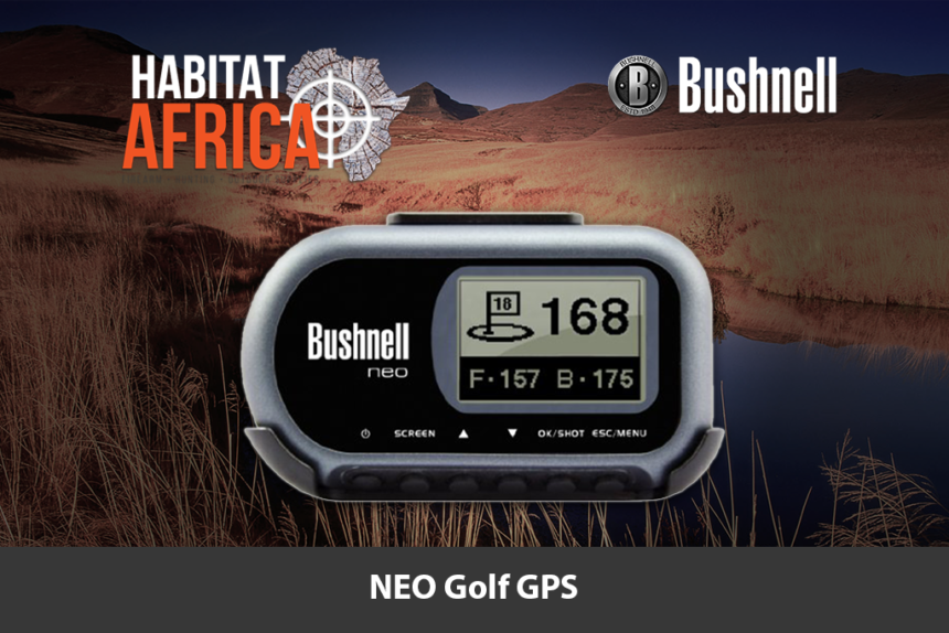 Bushnell NEO Golf GPS Tracking Device