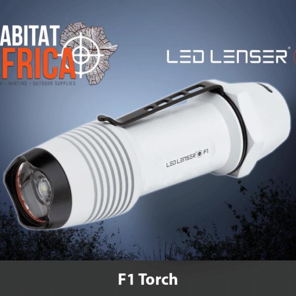 LED Lenser F1 Torch