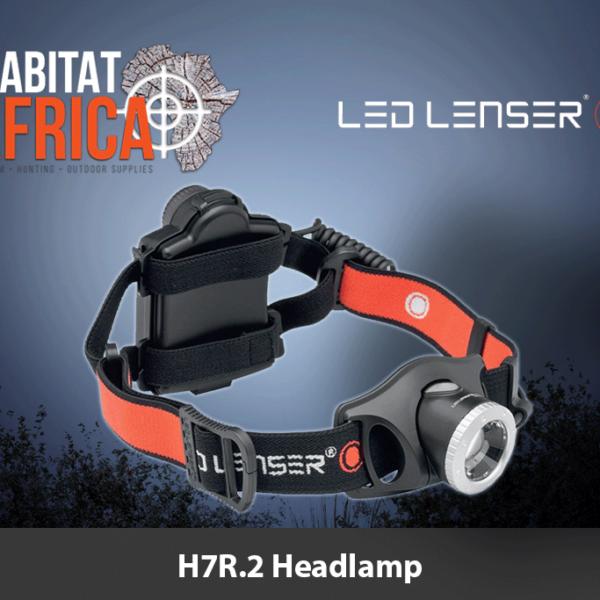 LED Lenser H7R.2 Headlamp