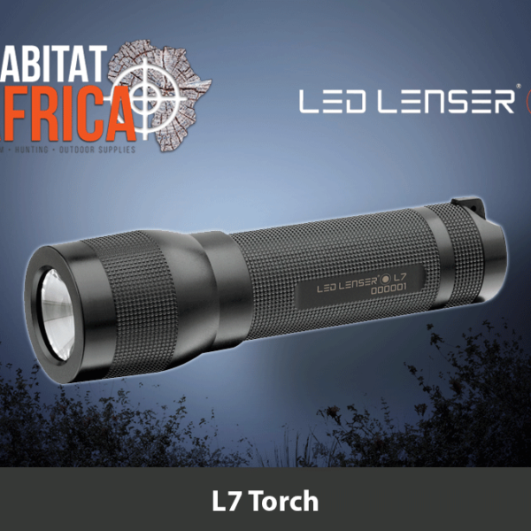 LED Lenser L7 Torch