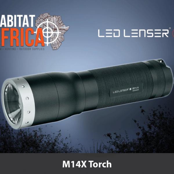 LED Lenser M14X Torch