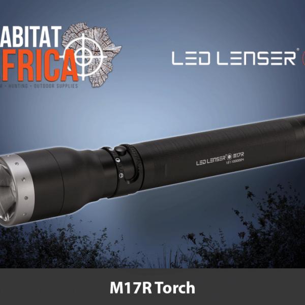 LED Lenser M17R Torch