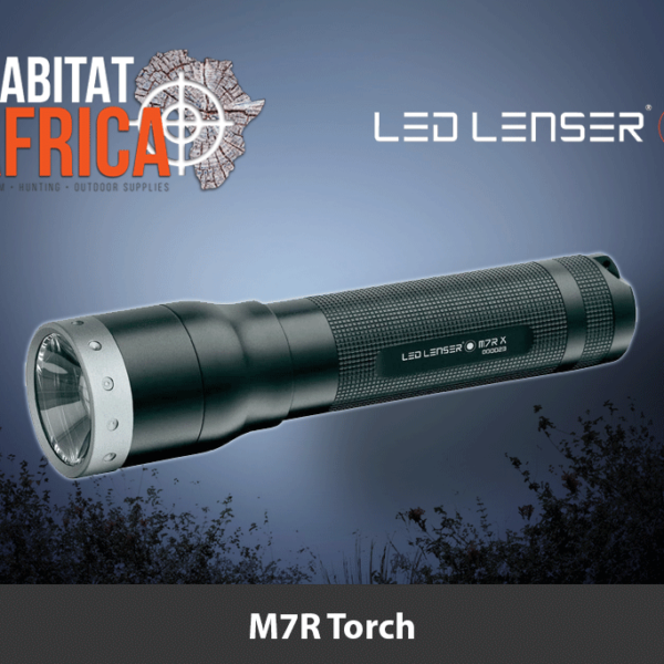 LED Lenser M7R Torch
