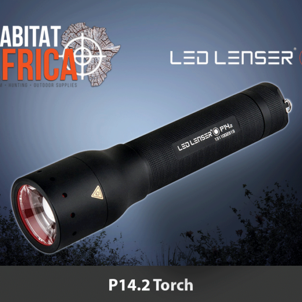 LED Lenser P14.2 Torch