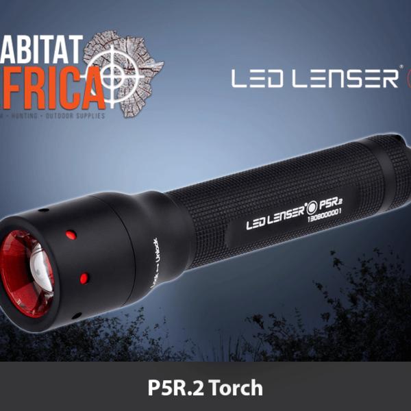 LED Lenser P5R.2 Torch