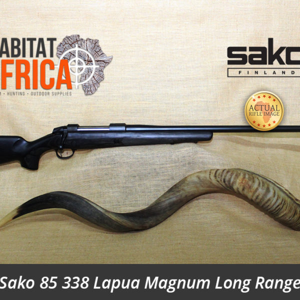 Sako 85 338 Lapua Magnum Long Range Huntig Rifle