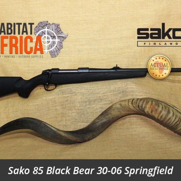 Sako 85 Black Bear 30-06 Springfield Hunting Rifle