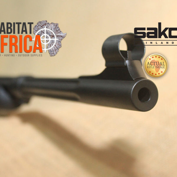 Sako 85 Black Bear 30-06 Springfield Hunting Rifle Site
