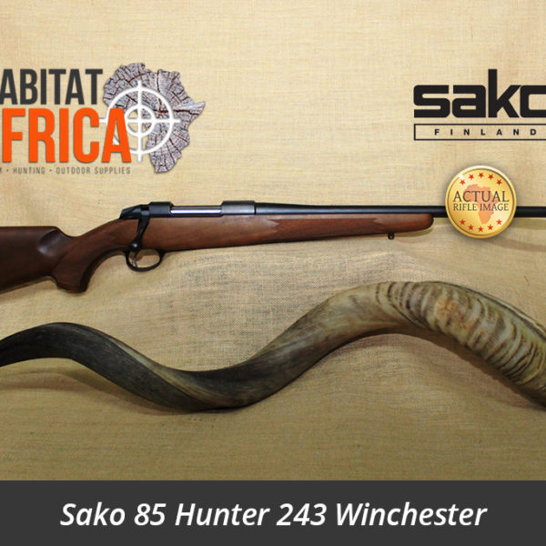 Sako 85 Hunter 243 Winchester Hunting Rifle