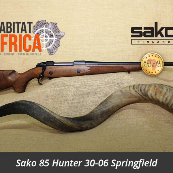 Sako 85 Hunter 30-06 Springfield Hunting Rifle