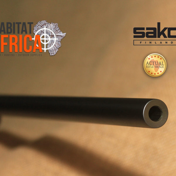 Sako 85 Hunter 30-06 Springfield Left Hand Action Hunting Rifle Barrel