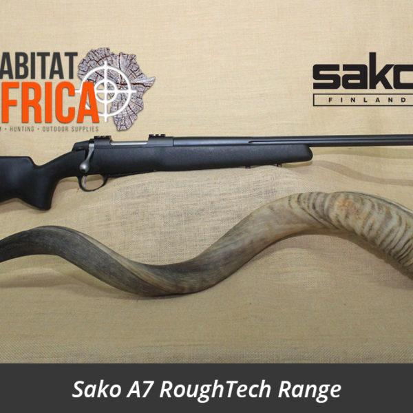 Sako A7 RoughTech Range 308 Winchester - Sako A7 RoughTech Range 300 WSM