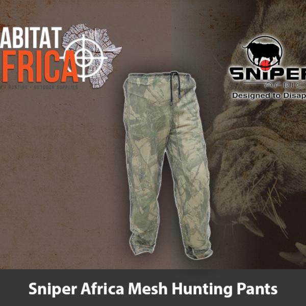 Sniper Africa Mesh Hunting Pants