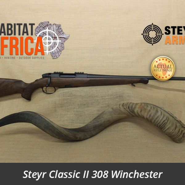 Steyr Classic II 308 Winchester Hunting Rifle