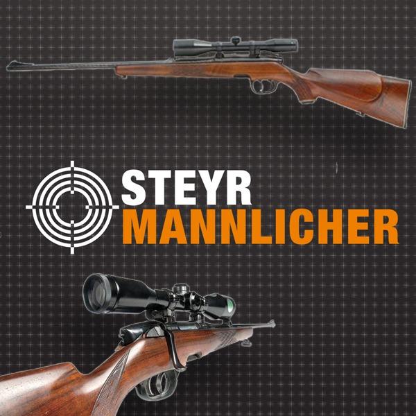 Steyr Hunting Rifles