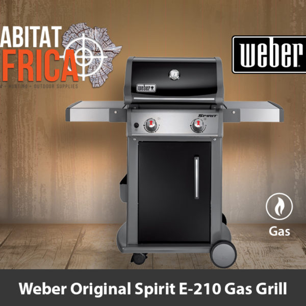 Weber Original Spirit E-210 Gas Grill