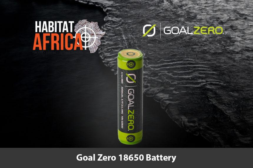 Goal Zero 18650 Battery