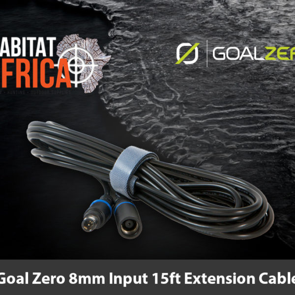 Goal Zero 8mm Input 15ft Extension Cable - Habitat Africa | South Africa
