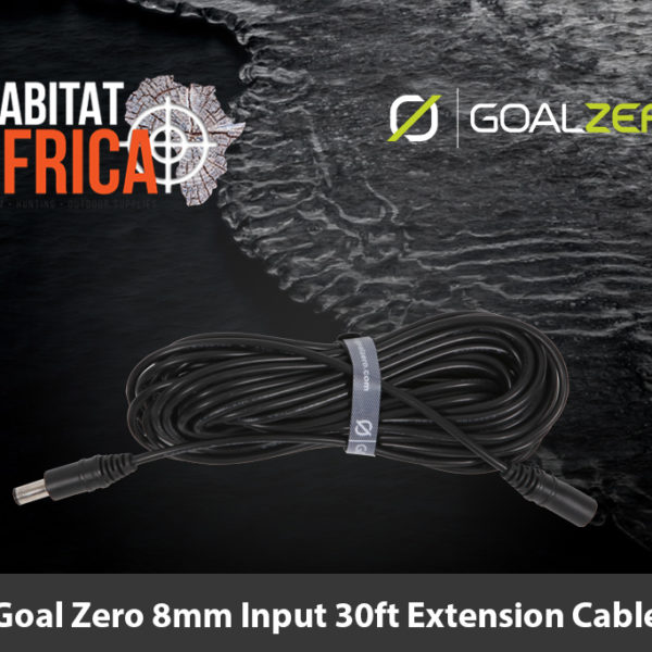 Goal Zero 8mm Input 30ft Extension Cable - Habitat Africa | South Africa