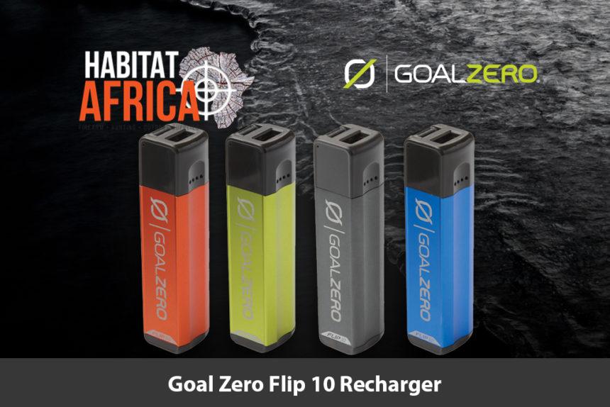 Goal Zero Flip 10 Recharger