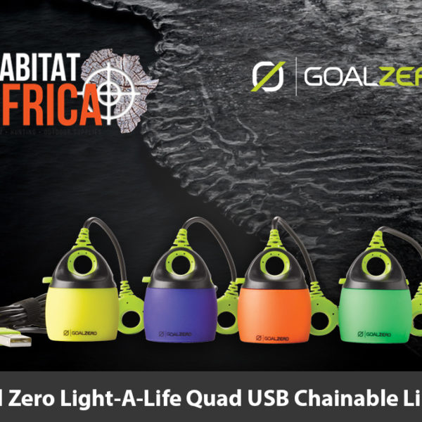Goal Zero Light-A-Life Quad USB Chainable Lights