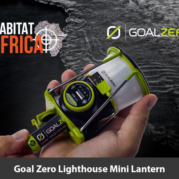 Goal Zero Lighthouse Mini Lantern and USG Power Hub