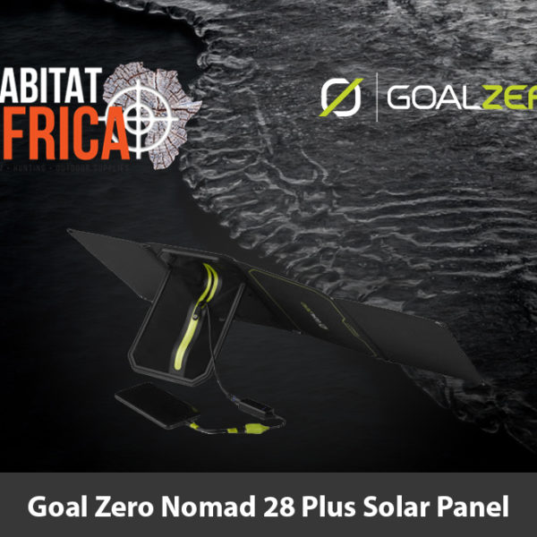 Goal Zero Nomad 28 Plus Solar Panel Back Compartment