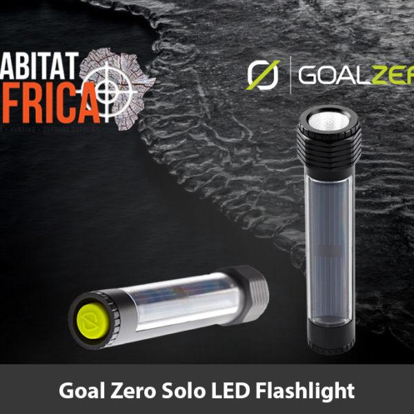 Goal Zero Solo LED Flashlight