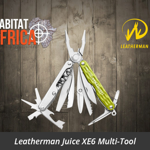 Leatherman Juice XE6 Multi-Tool