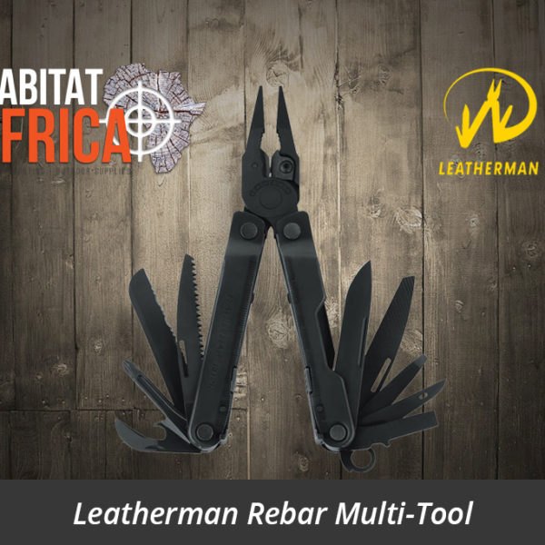 Leatherman Rebar Multi-Tool Black