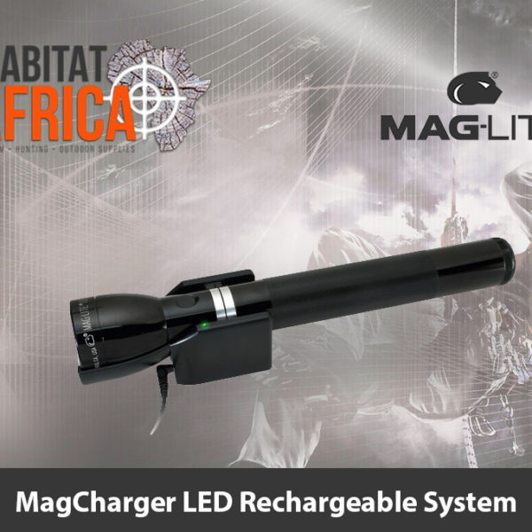 MagLite MagCharger LED Rechargeable Flashlight System