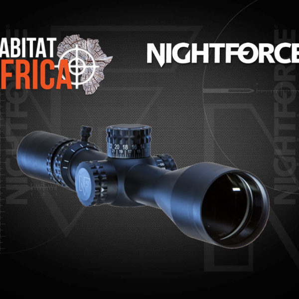 NightForce ATACR 5-25x56 ZS .25 MOAR Digillum PTL Riflescope