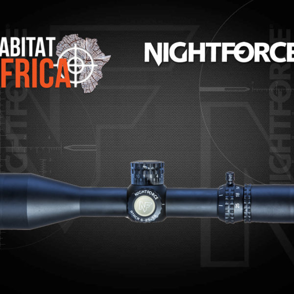 NightForce ATACR 5-25x56 ZS .25 MOAR-T Digillum PTL Riflescope